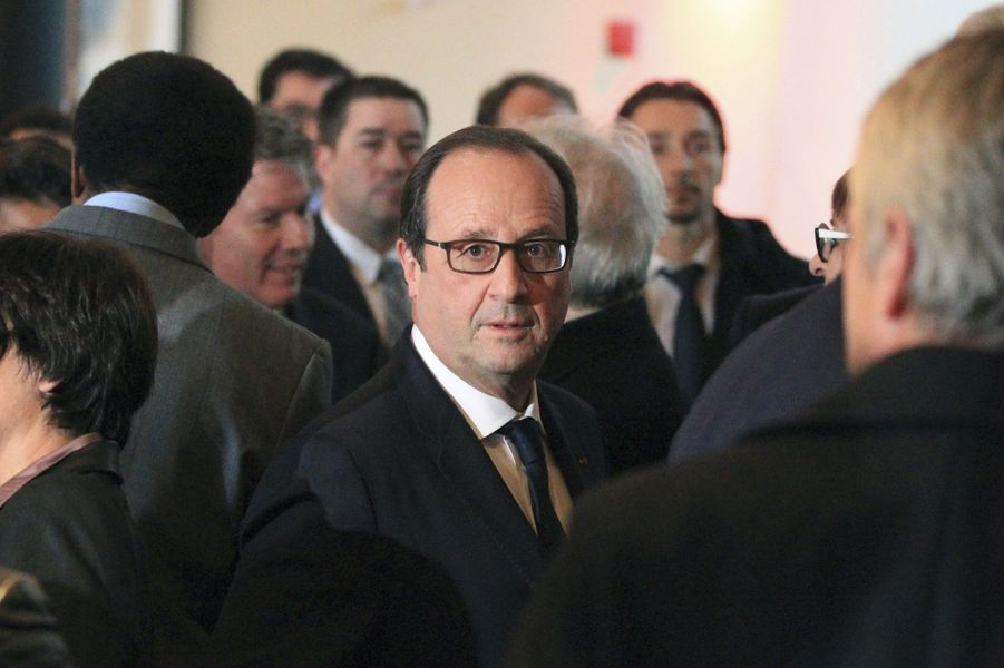 N°17: le président français François Hollande