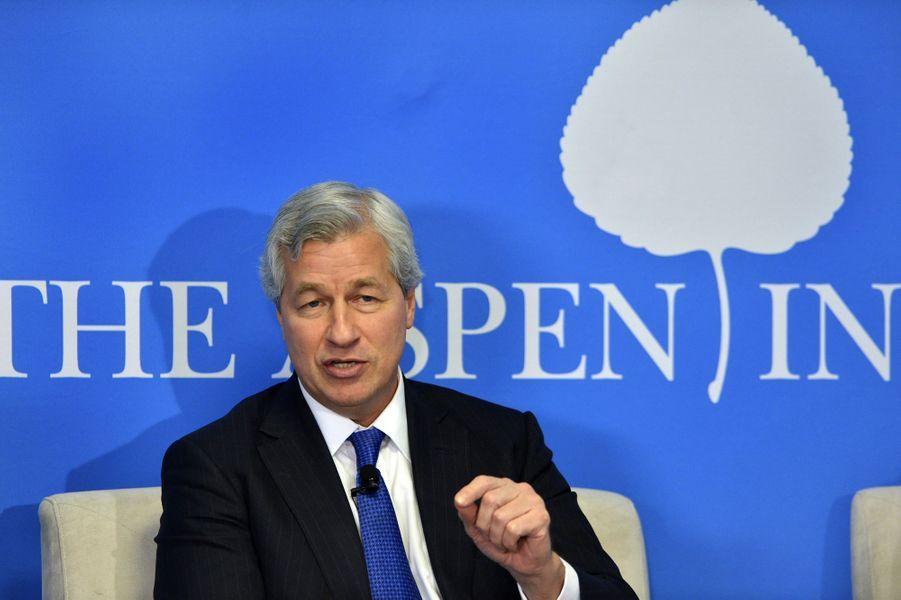N°18: le PDG de JPMorgan Chase Co Jamie Dimon