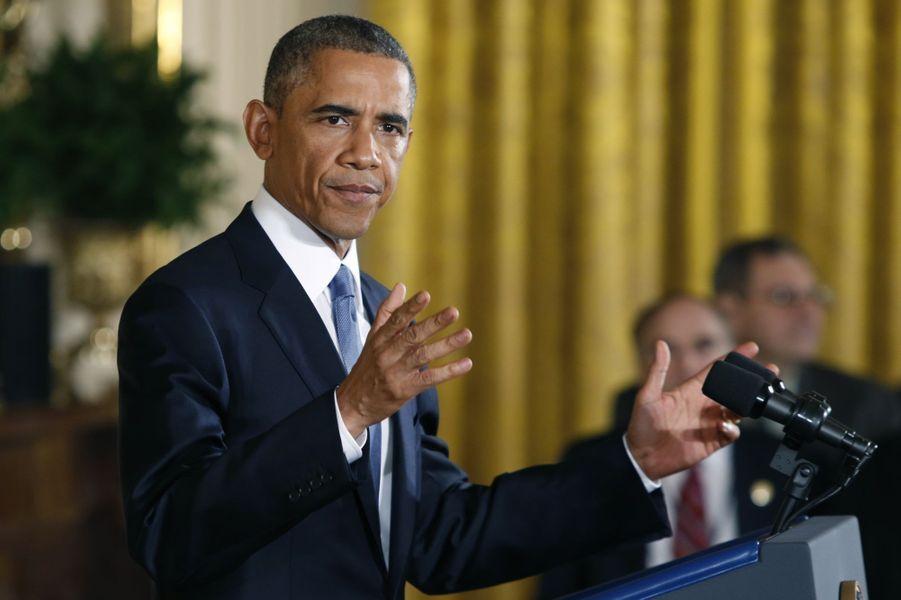 N°2: le président américain Barack Obama