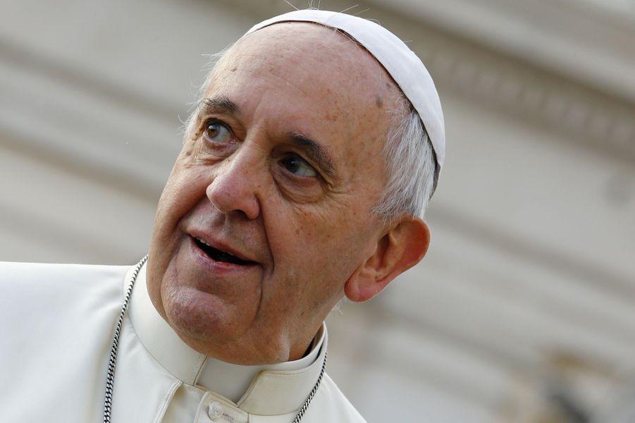 N°4: le pape François