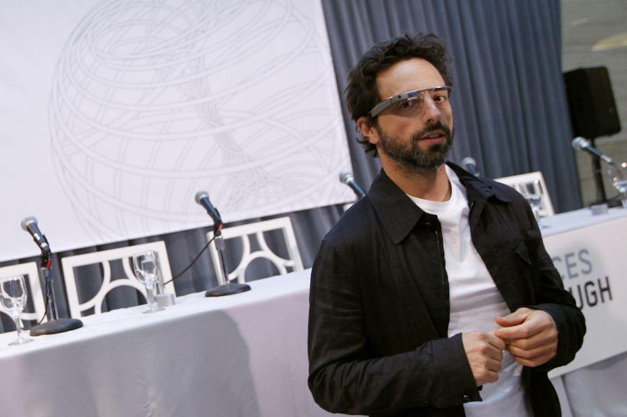 N°9: le fondateur de Google Sergey Brin