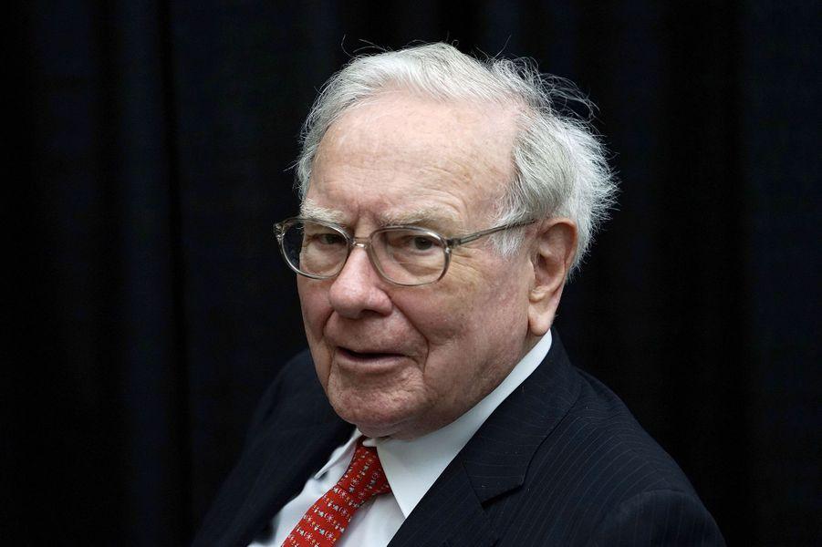 L'homme d'affaires américain Warren Buffett