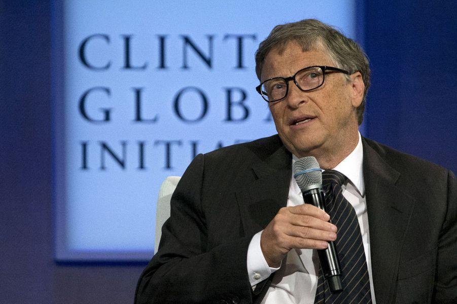 Le fondateur de Microsoft Bill Gates