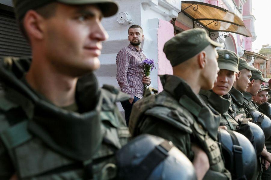 A Kiev, le 13 juin 2017.