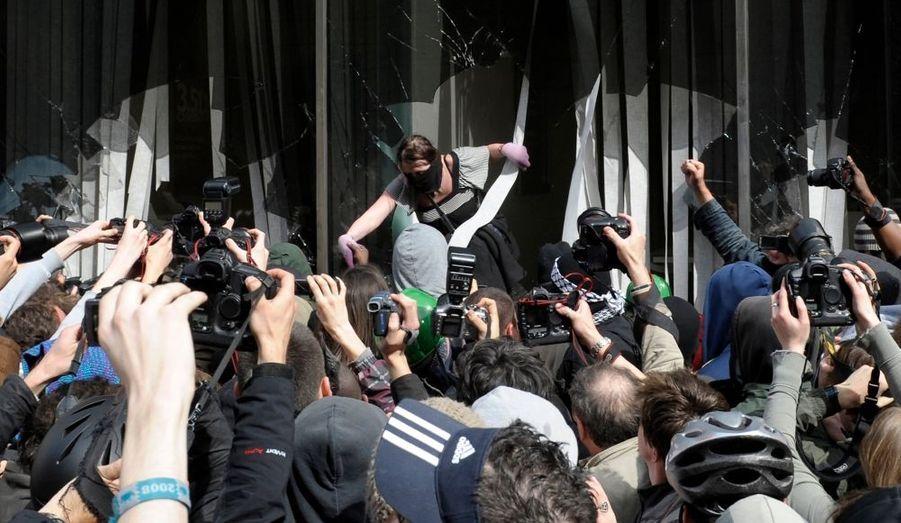Les photographes au rendez-vous des manifestations