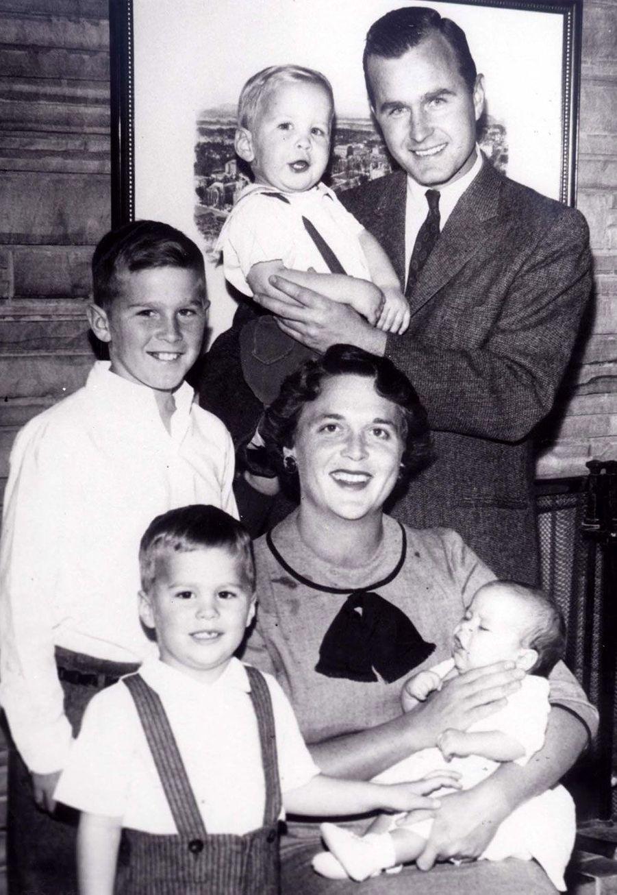 Portrait de famille en 1956