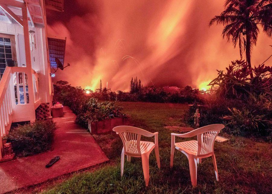 La maison de Dona Muellers (75 ans) a été abandonnée en catastrophe le 18 mai.