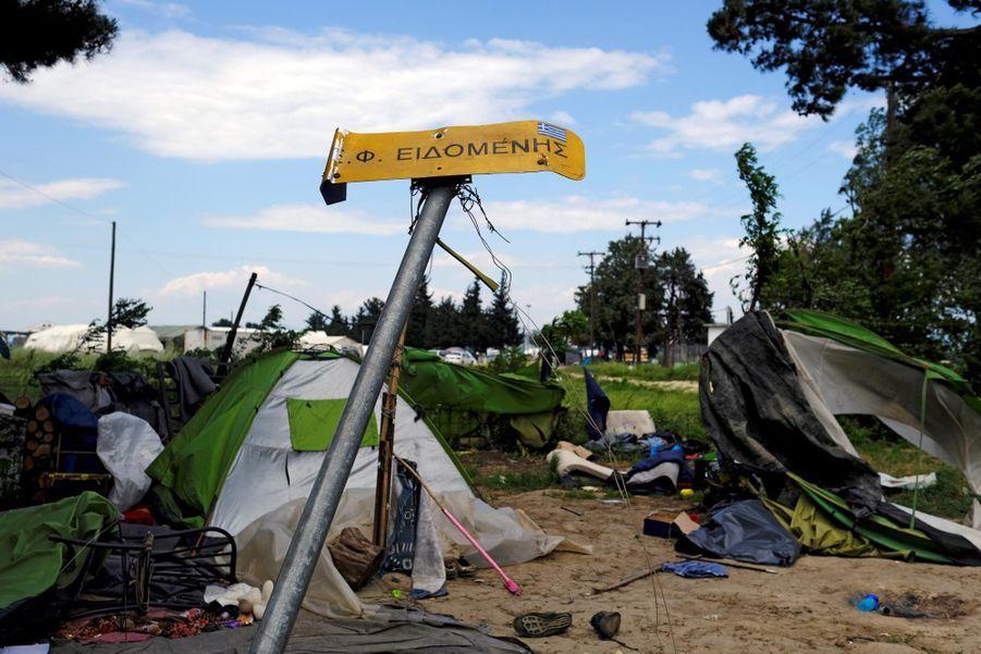 Idomeni: Evacuation terminée