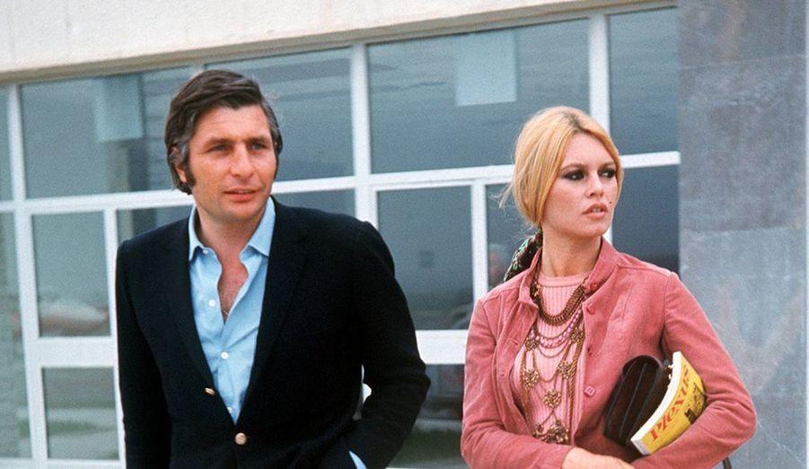 Le millionnaire germano-suisse est décédé le 7 mai à l'âge de 78 ans. Ex-mari de Brigitte Bardot, qu'il avait épousée en 1966, il s'est suicidé à Gstaad.