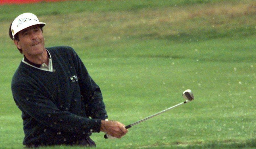 Le golfeur espagnol est mort le 7 mai à 54 ans. Il fait partie des golfeurs les plus doués de l'Histoire.
