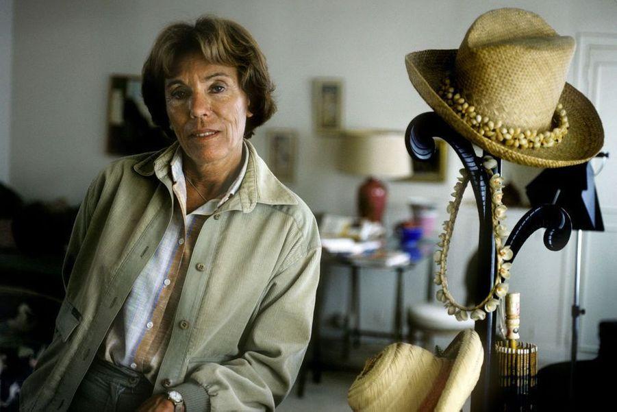 Benoîte Groult - morte le 20 juin 2016A lire :Benoîte Groult, romancière et figure du féminisme