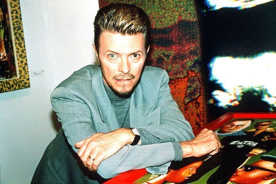 David Bowie - mort le 10 janvier 2016A lire :David Bowie - Le magicien aux mille visages