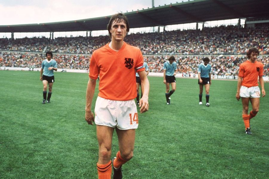 Johan Cruyff - mort le 24 mars 2016A lire :Johan Cruyff, une légende s'en va