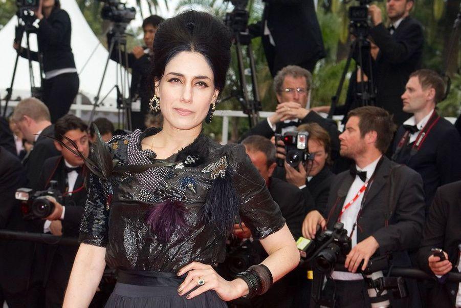 Ronit Elkabetz - morte le 19 avril 2016A lire :L'actrice Ronit Elkabetz est morte