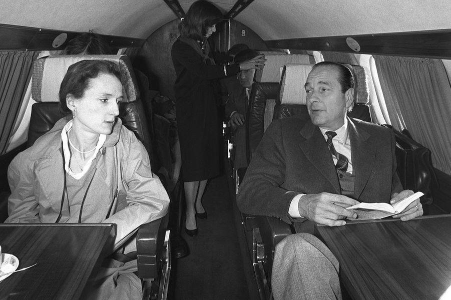 Laurence Chirac – morte le 14 avril 2016A lire :Laurence, le drame secret des Chirac