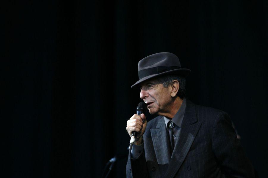 """Leonard Cohen - mort le 7 novembre 2016A lire :""""Hallelujah"""", le tube de Leonard Cohen en douze reprises"""