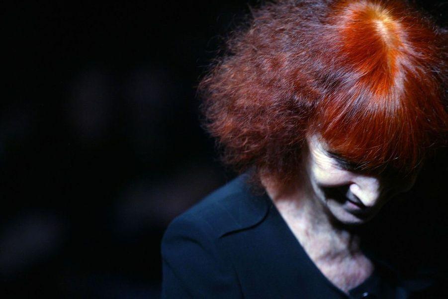 Sonia Rykiel - morte le 25 août 2016A lire :Le dernier adieu à Sonia Rykiel