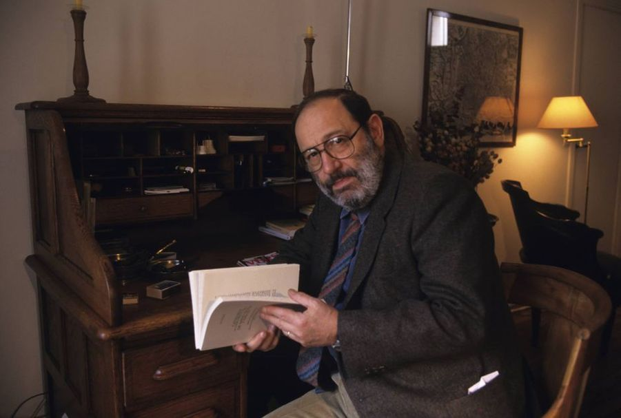 """Umberto Eco - mort le 19 février 2016A lire :Umberto Eco, l'auteur du """"Nom de la Rose"""", s'est éteint"""