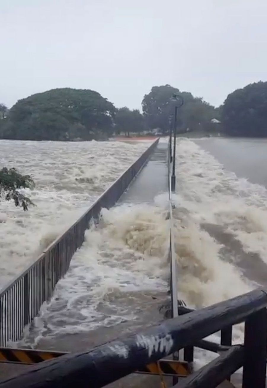 """L'Australie est confrontée à des inondationsexceptionnelles qui n'arrivent que """"tous les cent ans"""""""