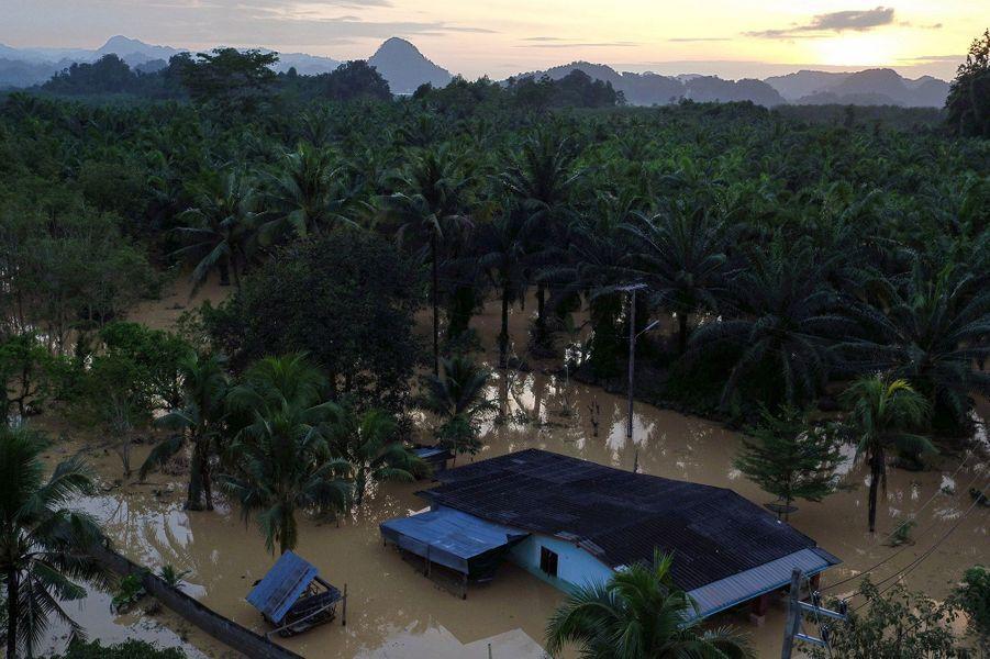 30 personnes ont perdu la vie en huit jours enThaïlande