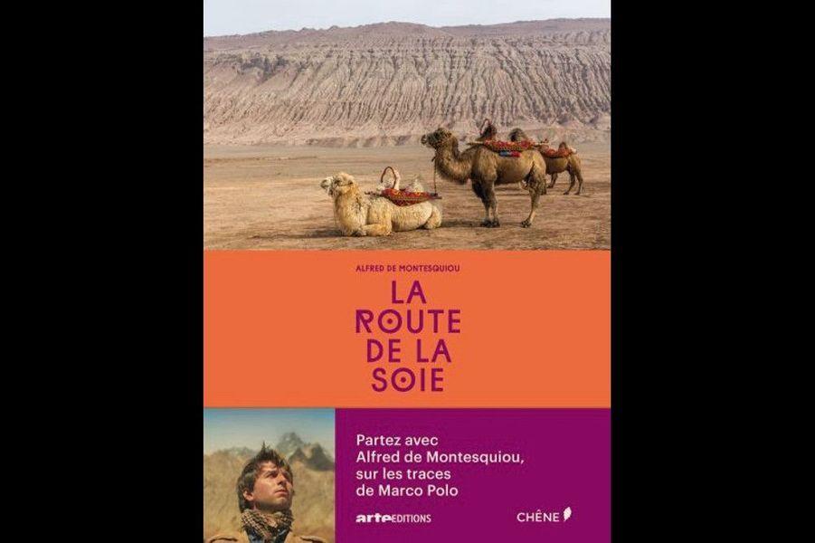 A lire : « La route de la soie et autres merveilles », d'Alfred de Montesquiou, éd. du Chêne.