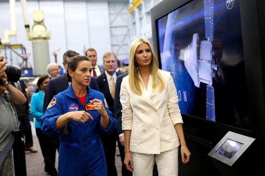 Ivanka Trump à Houston, au Texas, le 20 septembre 2018.