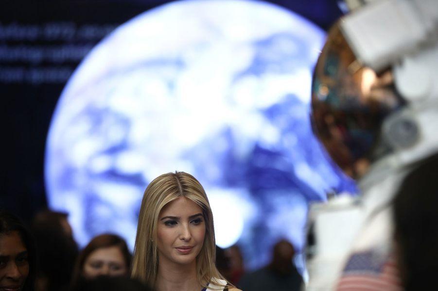 Ivanka Trump à Washington, le 29 mars 2017.