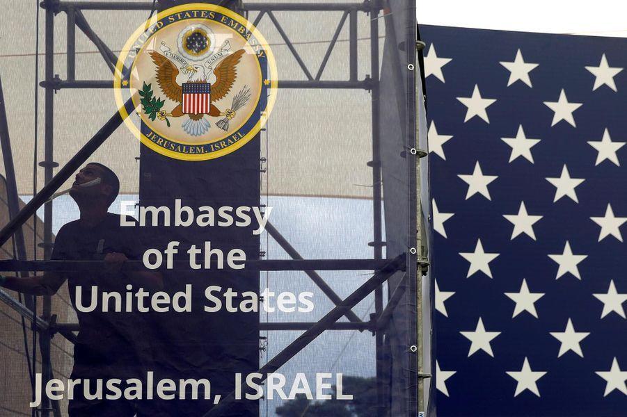 L'inauguration de l'ambassade américaine à Jérusalem aura lieu le 14 mai 2018.