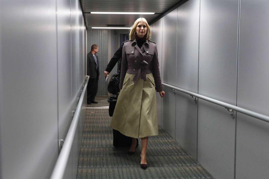 La visite d'Ivanka Trump dans le Gharb en images — Exclusif