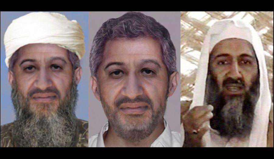 Le fantôme que l'Amérique traque depuis dix ans a un nouveau visage. Le FBI a publié des photos du visage d'Oussama Ben Laden, vieilli artificiellement. Un récompense de 25 millions de dollars est offerte pour toute information qui permettra la capture du terroriste le plus recherché de la planète, âgé aujourd'hui de 52 ans.