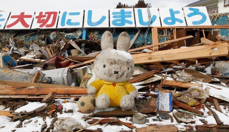 Cliché pris à Kesennuma, le 17 mars.