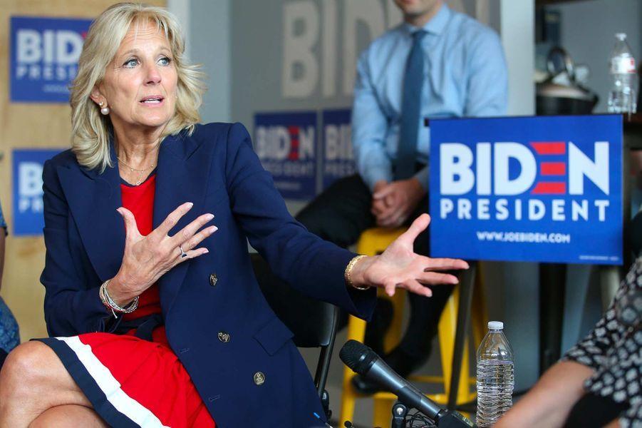 Jill Biden, en juin 2019.