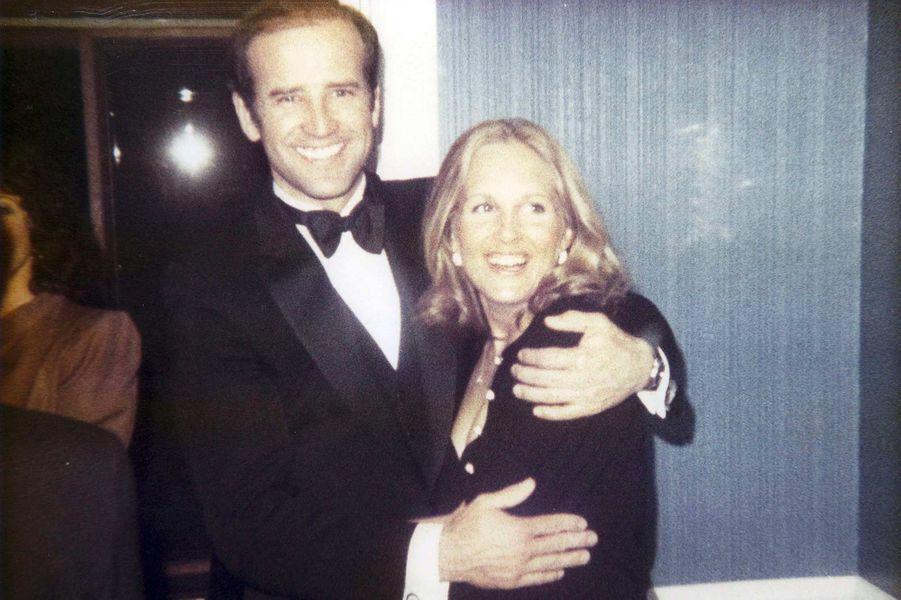 Jill et Joe Biden.