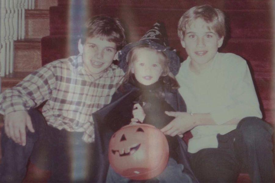 Hunter, Ashley et Beau Biden.
