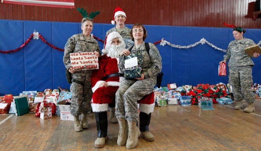 Noël en Irak