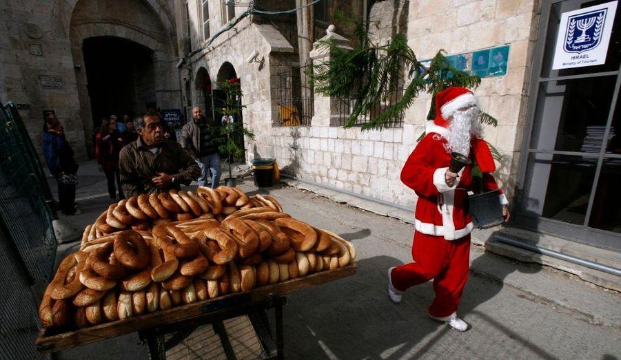 Noël en Israël