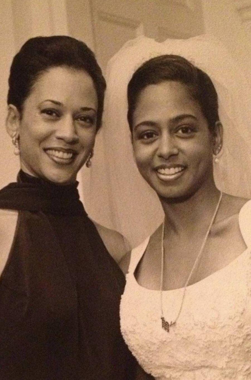 Kamala et Maya Harris.