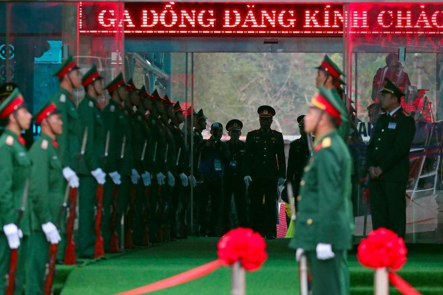 Kim Jong-un est attendu à Hanoï pour son deuxième sommet avec Donald Trump.
