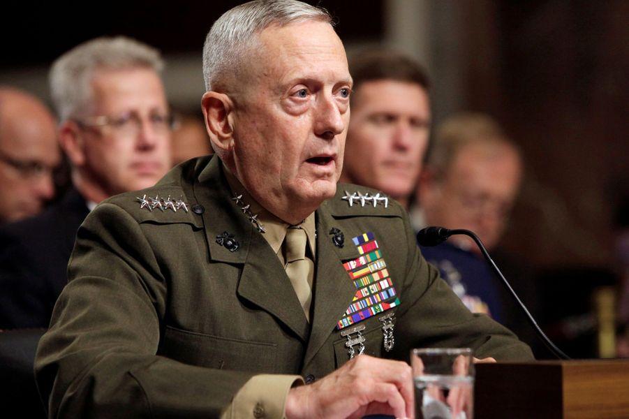 James Mattis, futur secrétaire à la Défense.
