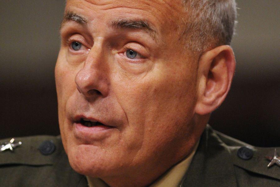 John Kelly, futur directeur duHomeland Security Department (ministre de la Sécurité intérieure).