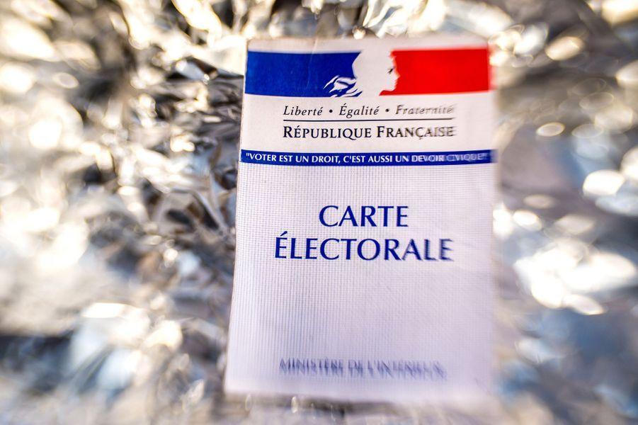 23 avril 2017 : premier tour de l'élection présidentielle française. Le second est organisé le 7 mai.