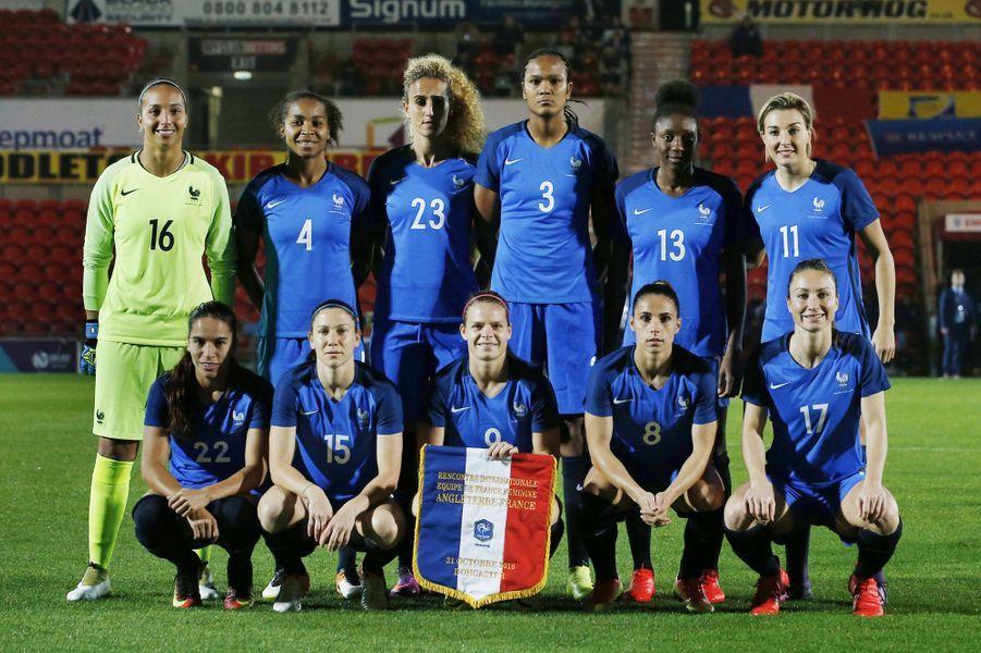 16 juillet 2017 : Euro de foot féminin, aux Pays-Bas.
