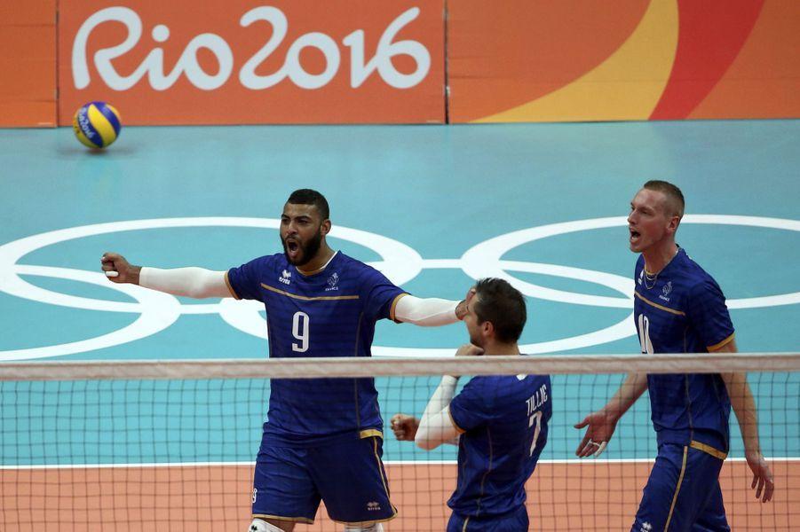 23 août 2017 : Euro de volley messieurs, en Pologne.