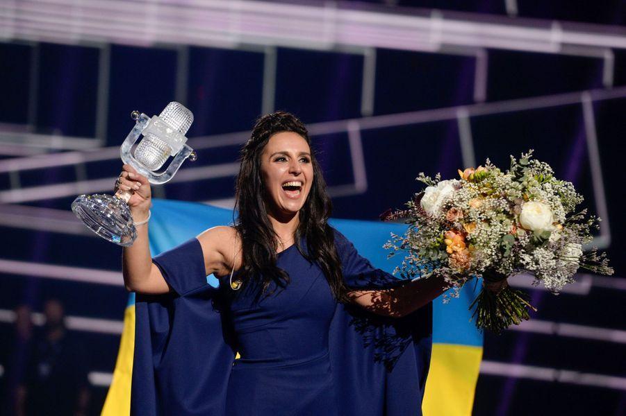 13 mai 2017 : finale du concours Eurovision de la chanson, à Kiev (Ukraine).
