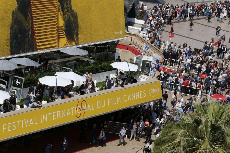 17 mai 2017 : ouverture du 70ème festival du film de Cannes.