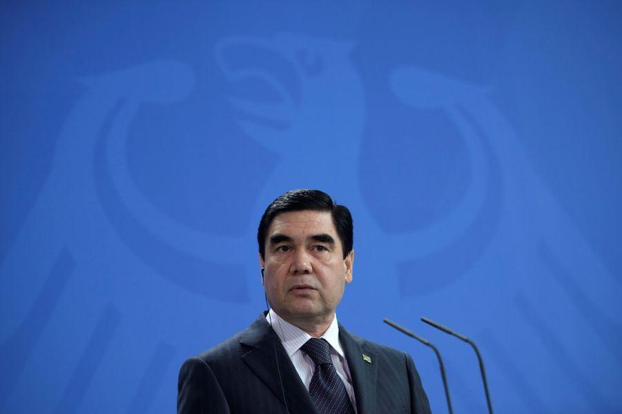 12 février 2017 : élection présidentielle au Turkménistan pour succéder àGurbanguly Berdimuhamedow.