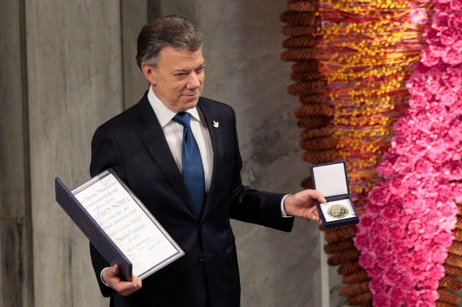 6 octobre 2017 : annonce du prix Nobel de la paix.