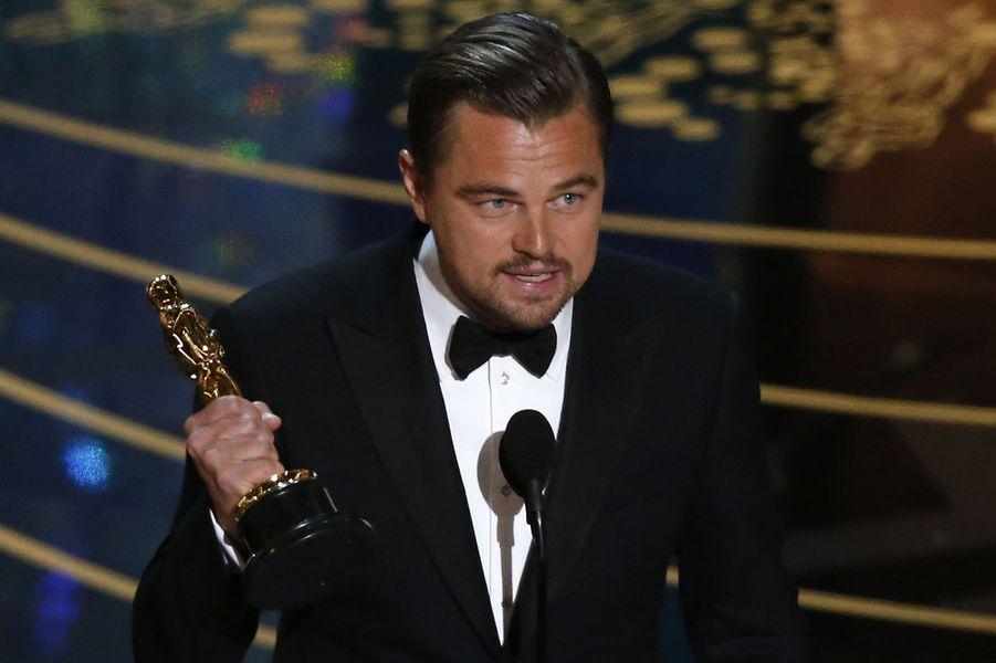 26 février 2016 : 89ème cérémonie des Oscars.