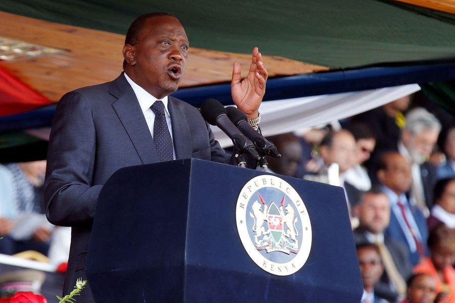 8 août 2017 : élection présidentielle au Kenya, pour succéder à Uhuru Kenyatta.