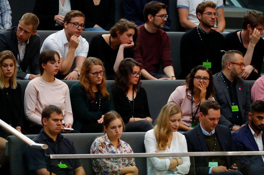 L'Allemagne a adopté ce vendredi une proposition de loi autorisant le mariage entre personnes de même sexe.